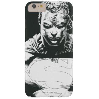 スーパーマンの輪郭 スキニー iPhone 6 PLUS ケース