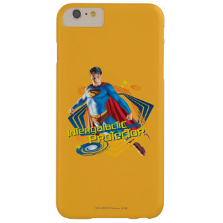 スーパーマンの銀河系間保護装置 スキニー iPhone 6 PLUS ケース