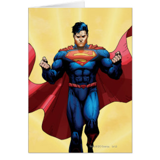 スーパーマンの飛行 カード
