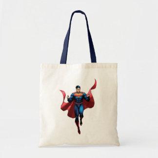 スーパーマンの飛行 トートバッグ