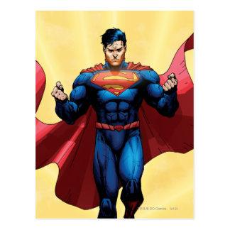 スーパーマンの飛行 ポストカード