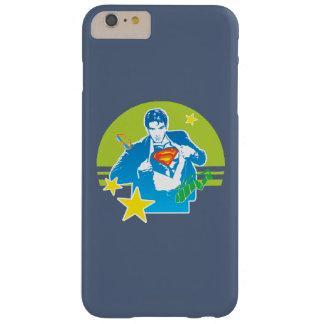 スーパーマンの80年代のスタイル スリム iPhone 6 PLUS ケース