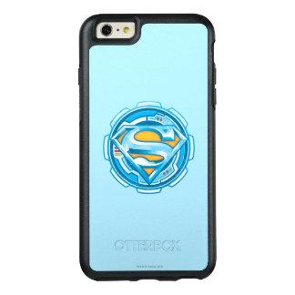 スーパーマンのS盾|のギアのロゴ オッターボックスiPhone 6/6S PLUSケース