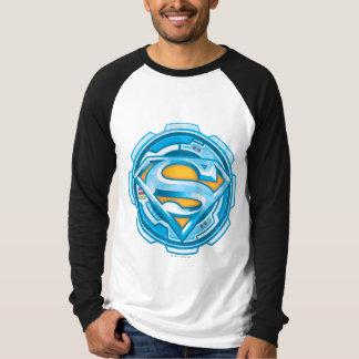 スーパーマンのS盾|のギアのロゴ Tシャツ