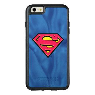 スーパーマンのS盾|のクラシックなロゴ オッターボックスiPhone 6/6S PLUSケース