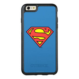 スーパーマンのS盾|のスーパーマンのロゴ オッターボックスiPhone 6/6S PLUSケース