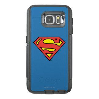 スーパーマンのS盾|のスーパーマンのロゴ オッターボックスSamsung GALAXY S6ケース
