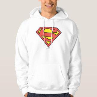 スーパーマンのS盾|のスーパーマンのロゴ パーカ