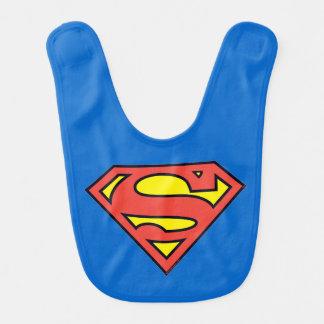 スーパーマンのS盾|のスーパーマンのロゴ ベビービブ