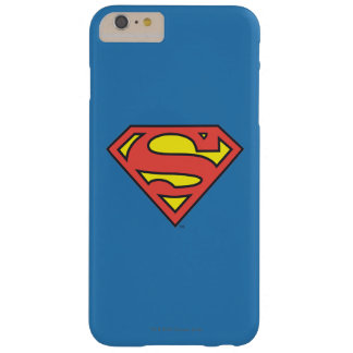 スーパーマンのS盾|のスーパーマンのロゴ iPhone 6 PLUS ベアリーゼアケース