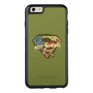 スーパーマンのS盾|の恐れていないロゴ オッターボックスiPhone 6/6S PLUSケース