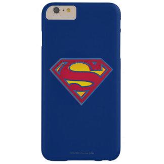 スーパーマンのS盾|の点のロゴ iPhone 6 PLUS ベアリーゼアケース