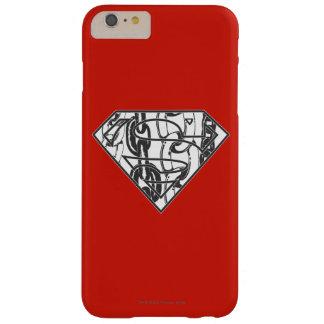 スーパーマンのS盾| Chainlinkのロゴ スキニー iPhone 6 Plus ケース