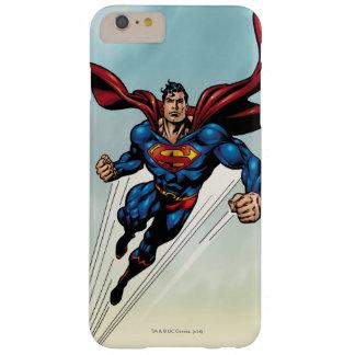 スーパーマンは上向きに跳躍します スキニー iPhone 6 PLUS ケース