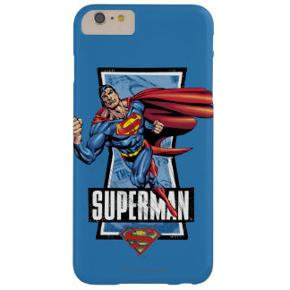 スーパーマンは振れます BARELY THERE iPhone 6 PLUS ケース