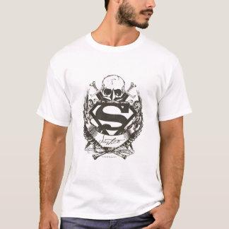 スーパーマンは|の正義のロゴを様式化しました Tシャツ