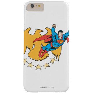 スーパーマン及びワシ スキニー iPhone 6 PLUS ケース