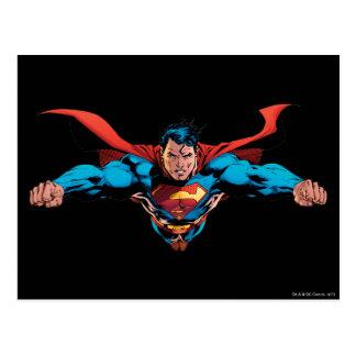 スーパーマン岬は飛びます ポストカード