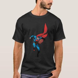 -スーパーマン落下 Tシャツ