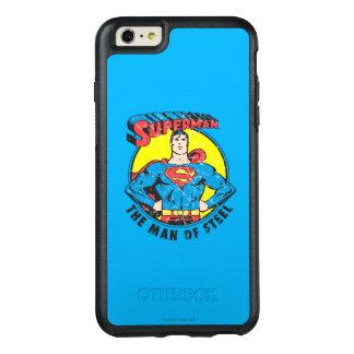 スーパーマン鋼鉄の人 オッターボックスiPhone 6/6S PLUSケース