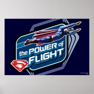 スーパーマン飛行の力 ポスター