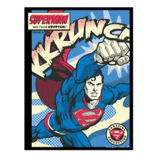 スーパーマン39 ポストカード