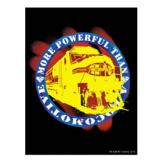 スーパーマン40 ポストカード