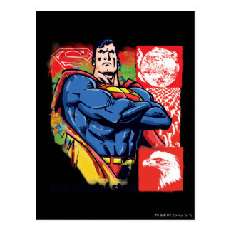 スーパーマン58 ポストカード