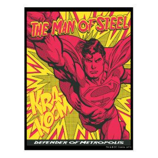 スーパーマン87 ポストカード