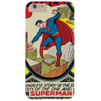 スーパーマン(完全な物語) BARELY THERE iPhone 6 PLUS ケース