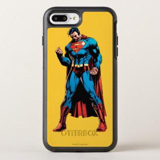 スーパーマン-握りこぶしの手 オッターボックスシンメトリーiPhone 8 PLUS/7 PLUSケース