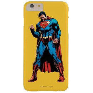 スーパーマン-握りこぶしの手 スキニー iPhone 6 PLUS ケース