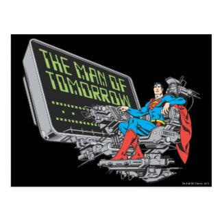 スーパーマン-明日の人 ポストカード