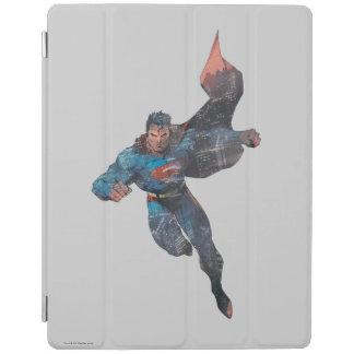 スーパーマン-赤 iPadスマートカバー