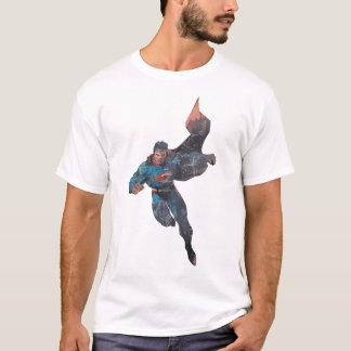 スーパーマン-赤 Tシャツ