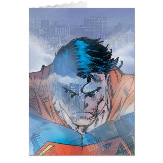スーパーマン-青 カード