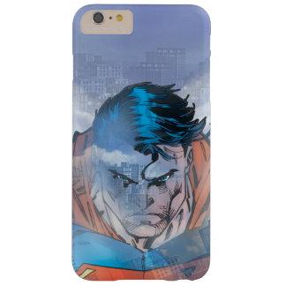 スーパーマン-青 iPhone 6 PLUS ベアリーゼアケース