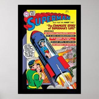 スーパーマン#146 ポスター