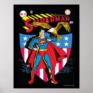 スーパーマン#14 ポスター