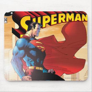 スーパーマン#204 6月04日 マウスパッド