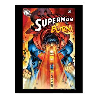 スーパーマン#218 8月05日 ポストカード