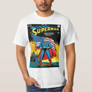 スーパーマン#24 Tシャツ