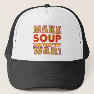 スープを作って下さい キャップ