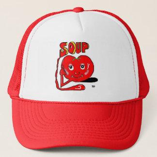 スープ恋人の帽子 キャップ