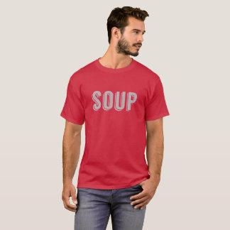スープ Tシャツ