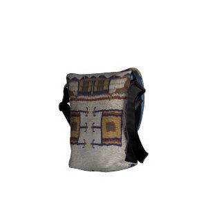 スー族はバッグに玉を付けました クーリエバッグ