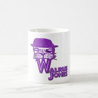 セイウチのジョーンズのマグ コーヒーマグカップ