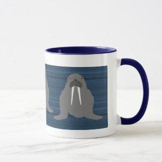 セイウチのマグ マグカップ