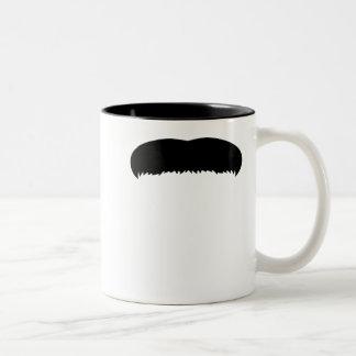 セイウチの髭 ツートーンマグカップ