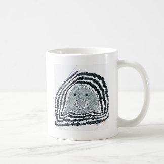 セイウチ コーヒーマグカップ